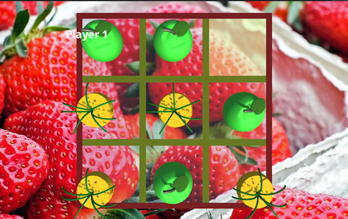 Download Tic Tac Toe Fruit Champion D3 For PC Windows and Mac apk screenshot 2