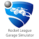 Rocket League Garage Simulator