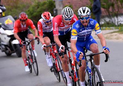 """Speelt Alaphilippe meteen een rol van betekenis in de Ronde van Vlaanderen? """"Hij is een wereldwonder"""" en """"Start enkel als hij denkt brokken te kunnen maken"""""""