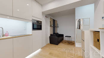 Studio meublé 17,2 m2