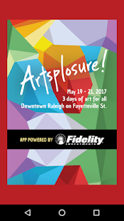 Artsplosure 2017- screenshot thumbnail