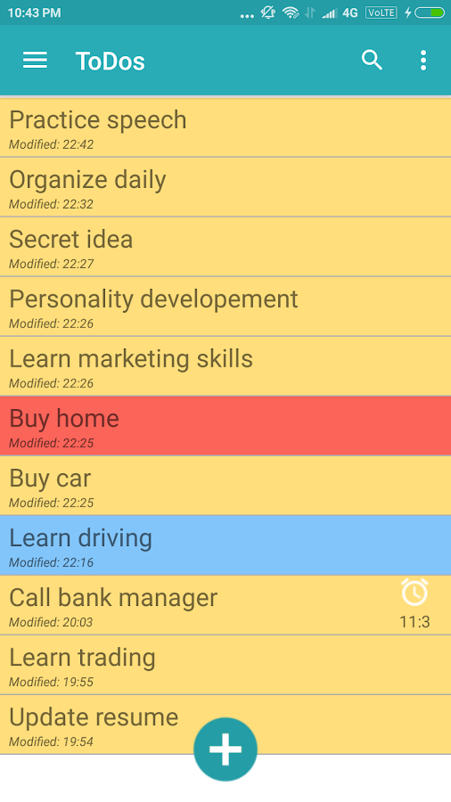 Note Daily : Notes, ToDo, Planner, Reminder, Tasks- screenshot