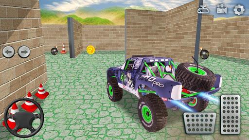 Code Triche jouet un camion Labyrinthe conduite 2020: camion mod apk screenshots 5