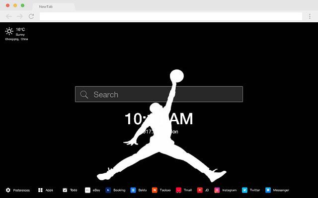 Michael Jordan HD Popular Basketball Themes