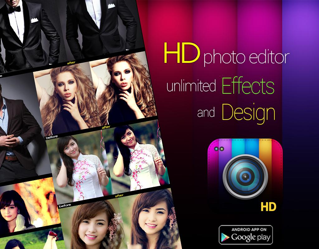 HD Photo Editor- screenshot