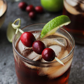 Mixed Drinks With Rum And Cranberry Juice Recipes.