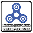 Stress Releasing Fidget Spinner apk