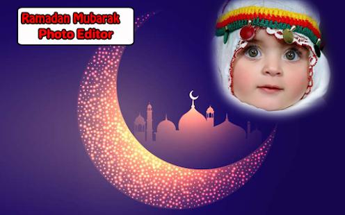Ramadan Mubarak Photo Frames for PC-Windows 7,8,10 and Mac apk screenshot 4