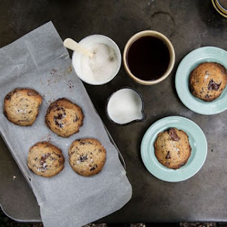 Claire Ptak's Kamut, Vanilla, and Chocolate Chip Cookies