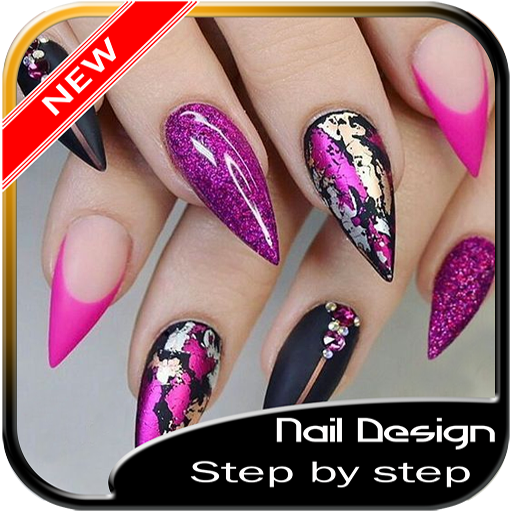 Nail Design Step by step (app)