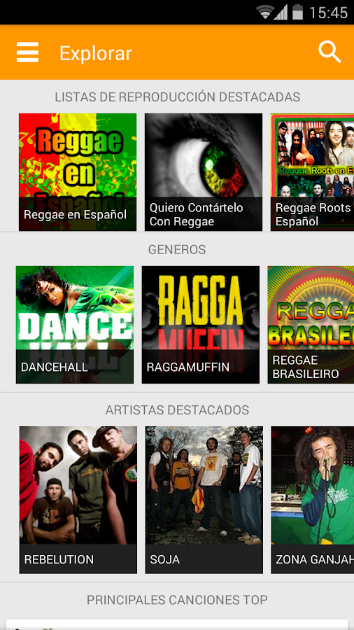 Best Music Reggae- screenshot