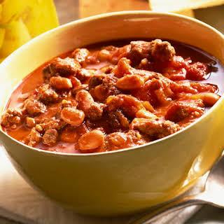 Favorite Basic Crock Pot Chili.