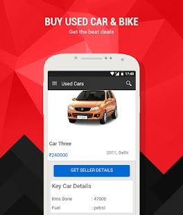Cars, Bikes -Search New & Used- screenshot thumbnail