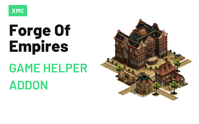Forge of Empires - Helper