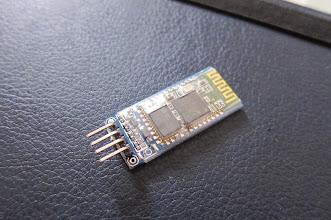 Photo: bluetooth module