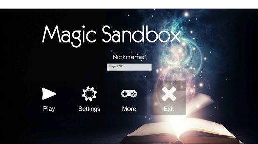 Magic Sandbox android2mod screenshots 1