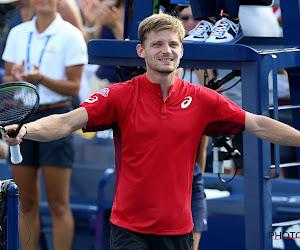 """David Goffin kijkt uit naar de vernieuwde versie van de Davis Cup: """"Ik ben heel benieuwd hoe het allemaal gaat lopen"""""""