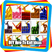 DIY How To Knit Ideas