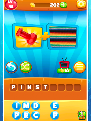 Word Snap - Fun Words Guessing Pic Brain Games 1.0 screenshots 7
