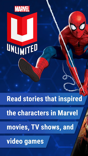 Marvel Unlimited screenshots 1