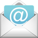 Email mail box fast mail icon