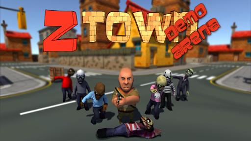 Z-TOWN: Demo Arena