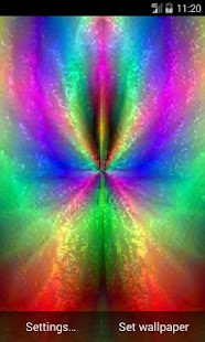 Magic Color Live Wallpaper - náhled