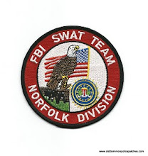 Photo: United States Federal Bureau of Investigation at Norfolk, Swat