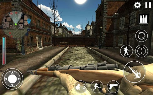 World War 2: WW2 Secret Agent FPS 1.0.11 MOD (Unlocked) 3