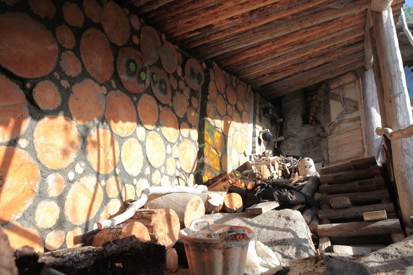 Северная стена изнутри