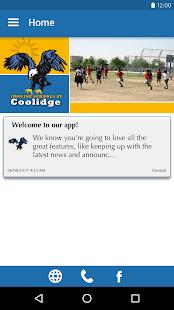 Imagine Coolidge Elementary Eagles - náhled