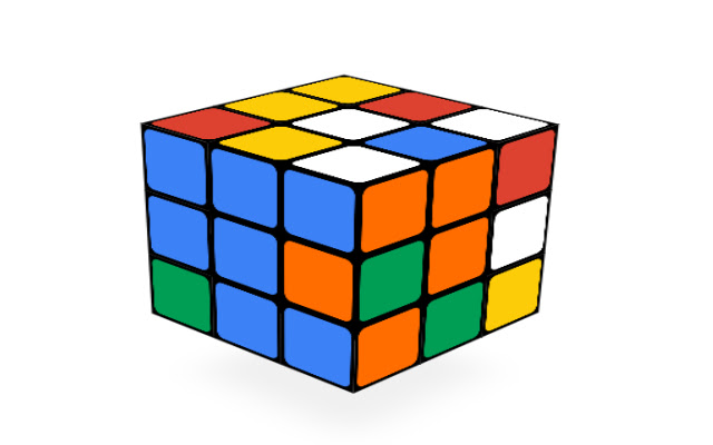 Thriller rubik's cube