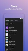 screenshot of Spotify Lite