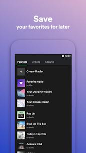 Spotify Premium Mod APK (Full Unlocked) 4