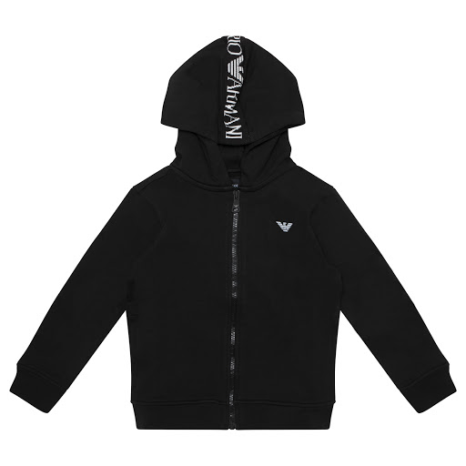 Primary image of Emporio Armani Zip Up Top