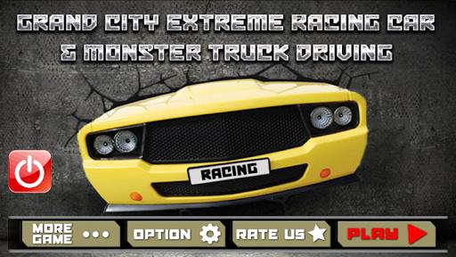 Grand City Car Monster Truck