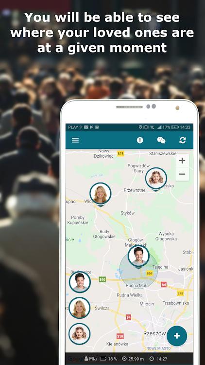 GPS társkereső alkalmazás Windows Phone