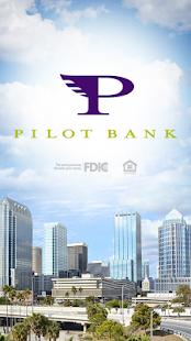 Pilot Bank - Mobile Banking - náhled