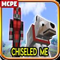 Chiseled Shrink Me Mod MC Pocket Edition icon