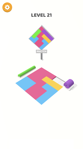 Perfect Roll Puzzle screenshot 4