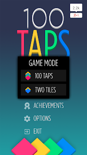 100 Taps Screenshot 2