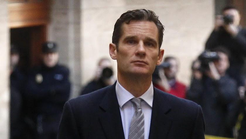 Iñaki Urdangarin, esposo de la infanta Cristina y exduque de Palma