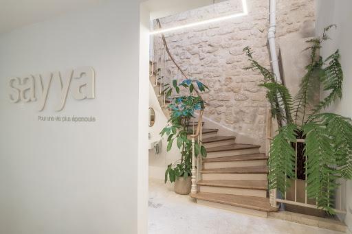 Escalier Centre Sayya