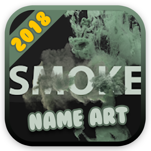 Smoke Effect Name Art - (PRO)