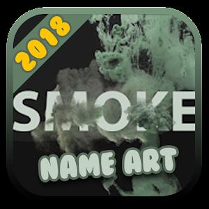 Smoke Effect Name Art - (PRO) for PC