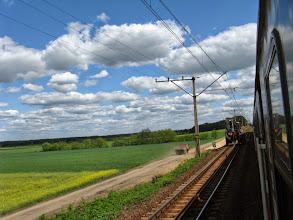 Photo: Szlak Środa Śląska - Malczyce