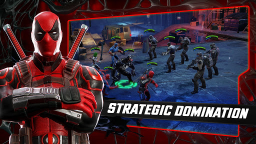 MARVEL Strike Force 2.0.1 screenshots 3