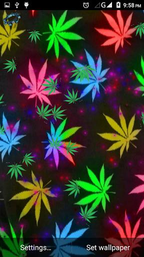 Falling Weed Live Wallpaper Download Download Weed Marijuana Live Wallpaper Google Play