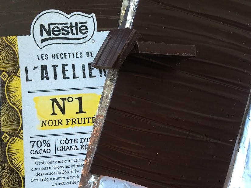 nestle number 1 bar open