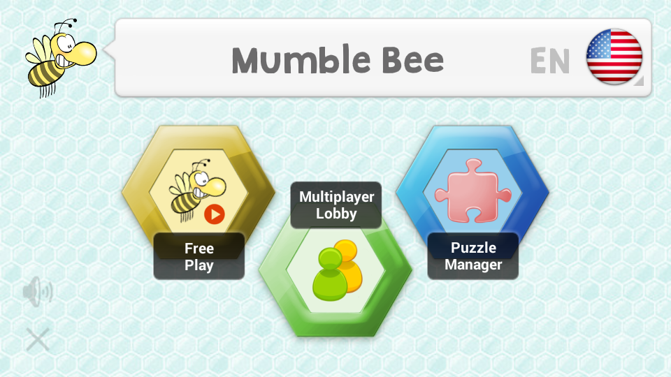 Mumble Bee- screenshot